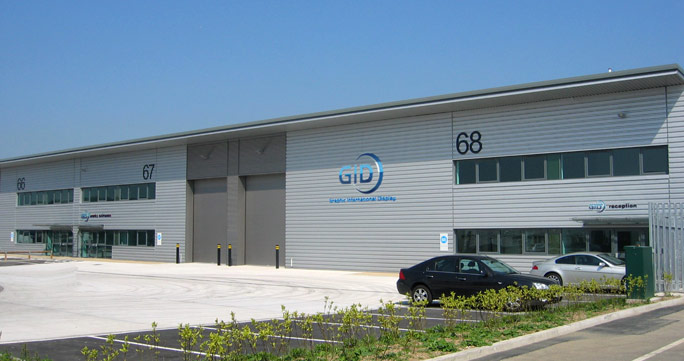 GID Factory in West Horndon